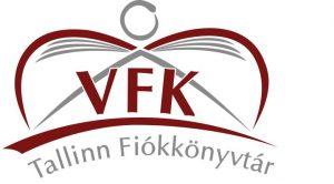 Tallinn Fiókkönyvtár emblémája