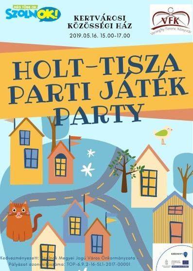 Gyermekprogram plakátja
