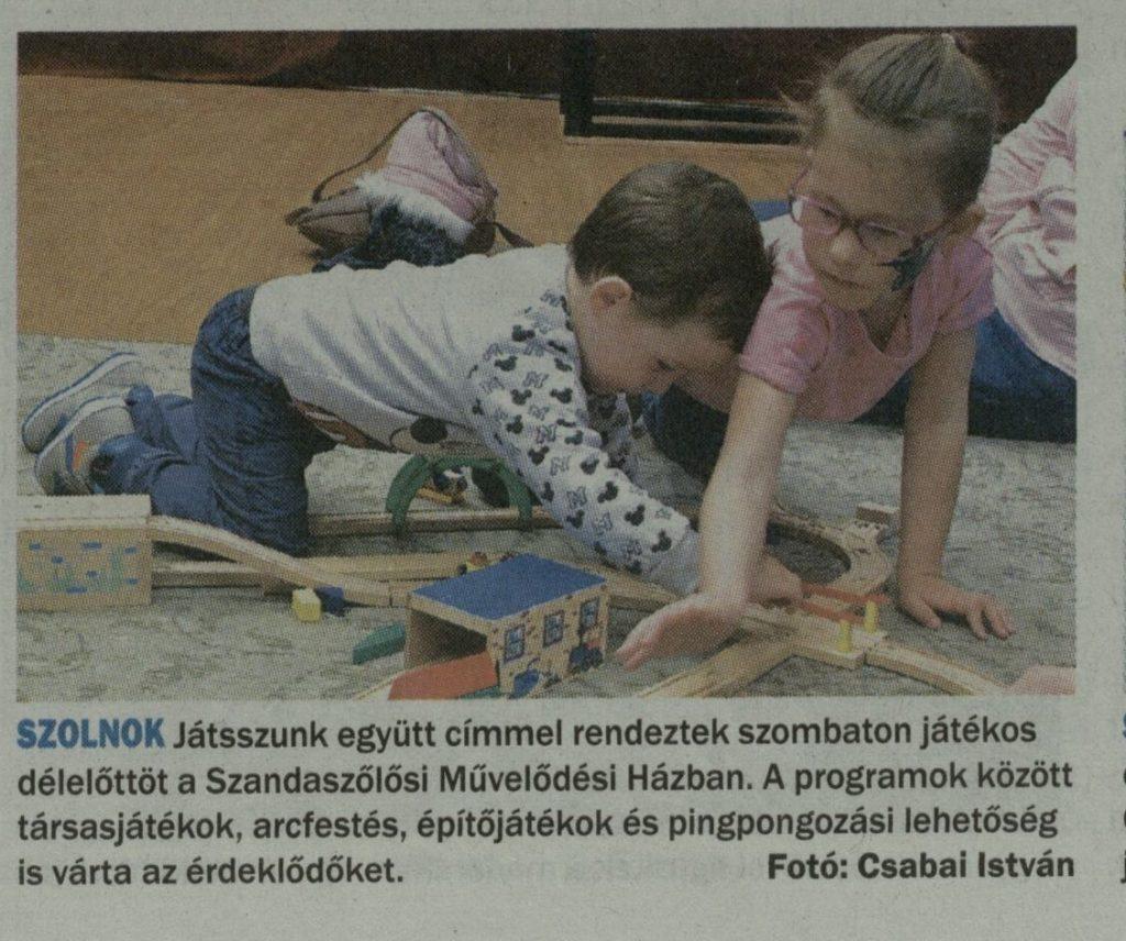 Új Néplap, 2019.04.01.